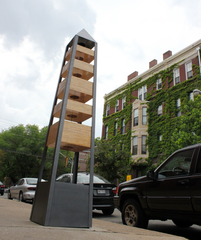 Andrew Green Sculpture - Obelisk I